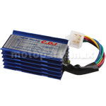 5-Pin Performance Racing CDI for 50cc 70cc 90cc 110cc 125cc ATVs, Dirt Bikes, Go Karts