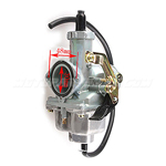 30mm Carburetor w/Cable Choke for 250cc ATVs, Dirt Bikes