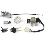 X-PRO� Ignition Switch Key Set for GY6 50cc 150cc Scooters