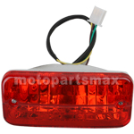 Tail Light for 50-125cc ATVs