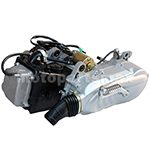 Short Case 150cc 4-stroke GY6 Engine Auto Electric Starter ATVs, Go Karts